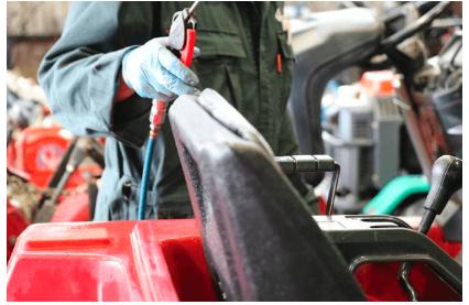 「農機なんでも電話相談」で農家のお悩みに対応、修理・整備講習会、整備センター開放で秋冬の農機整備を総合支援